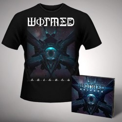 Wormed - Krighsu - CD DIGIPAK + T Shirt bundle