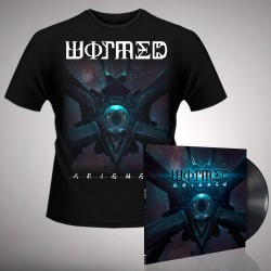 Wormed - Krighsu - LP Gatefold + T Shirt Bundle (Men)