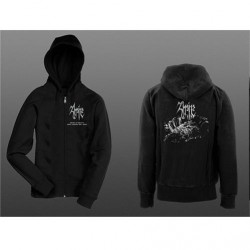 Zhrine - North American Tour 2016 - HOODED SWEAT SHIRT