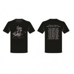 Zhrine - North American Tour 2016 - T shirt (Men)