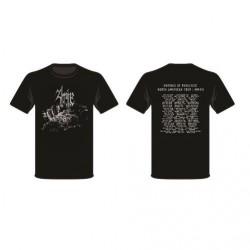 Zhrine - North American Tour 2016 - T shirt