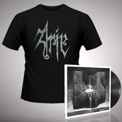 Zhrine - Unortheta + Logo - LP Gatefold + T Shirt Bundle (Men)