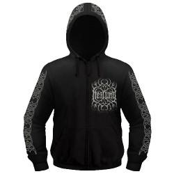 Heilung - Sol og Mani - Hooded Sweat Shirt Zip (Men)