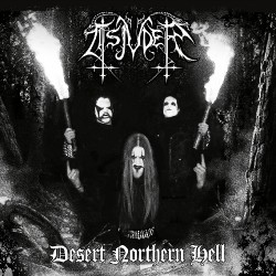 Tsjuder - Desert Northern Hell - CD + DVD