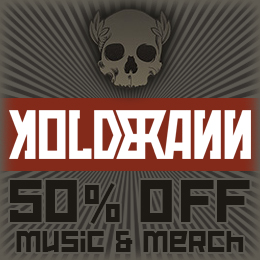 50% off on Koldbrann music & merch!