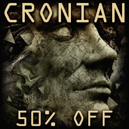 50% off on Cronian's Erathems!