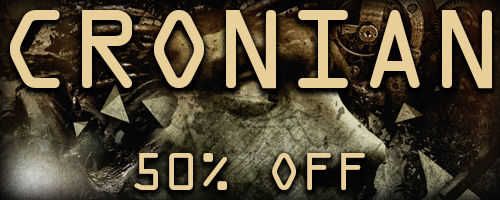 50% off on Cronian's Erathems!