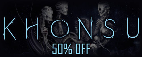50% off on Khonsu's Anomalia!