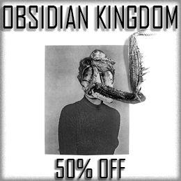 50% off on Obsidian Kingdom's music!