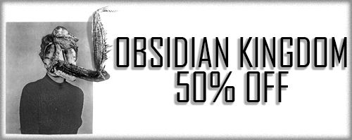 50% off on Obsidian Kingdom's music!