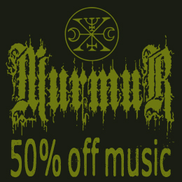 50% off on Murmur music!