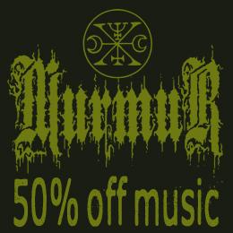 50% off on Murmur music!