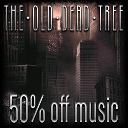 50% off on The Old Dead Tree music!