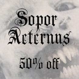 50% off on Sopor Aeternus' music!