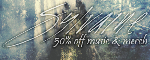 50% off on Sylvaine's 'Wistful'!