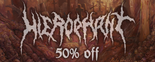 50% off on Hierophant's 'Mass Grave'!