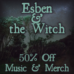 50% off on Esben and The Witch!