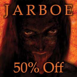 50% off on Jarboe's 'Mahakali'!