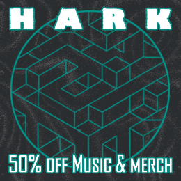 50% off on HARK!