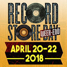 RECORD STORE DAYS!