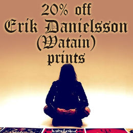 20% off on Erik Danielsson's art!