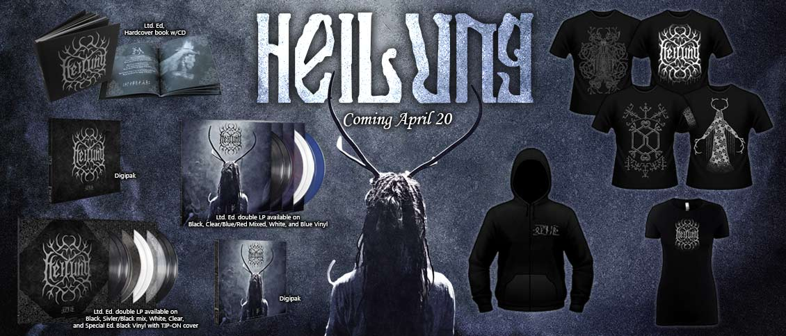 HEILUNG, which translates to