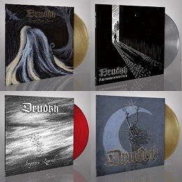 More Drudkh LPs are shipping now.