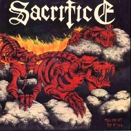 Canadian thrash masters Sacrifice